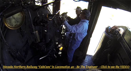 What is it really like in the cab of a large standard-gauge steam locomotive? 	<br><a href='http://youtube.com/watch?v=wQhQemWzlDg&list=PL8jQ3mEYwLF8GXhn3Ux5-ncCHya-OwCvy&index=86' target='_blank' <em>Click here to see the CabCam view</em>