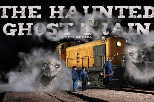 Haunted Ghost Train