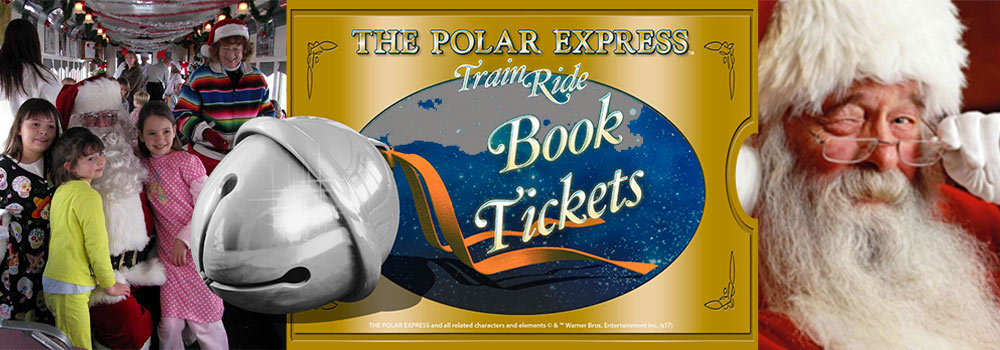 Buy Tickets for the Polar Express