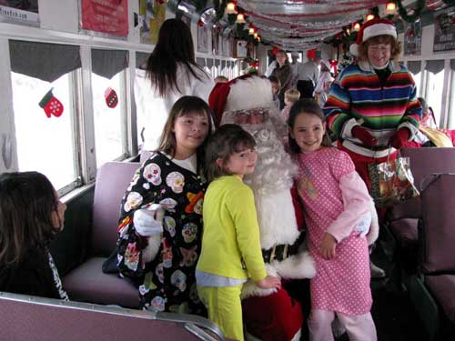 It's the Family Christmas Train that you will alway remember