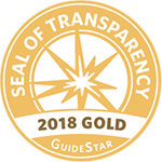 Gold Seal of Approval from GuideStar