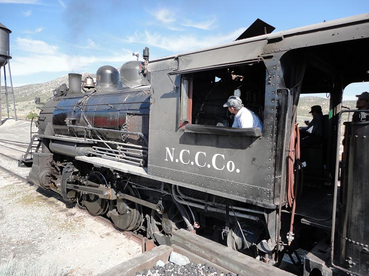 Often the excursion trains are operated entirely by our experienced volunteer crews